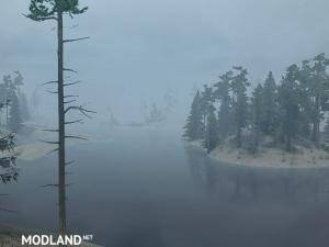 On Fishing Map v0.1 - Spintires: MudRunner, 1 photo