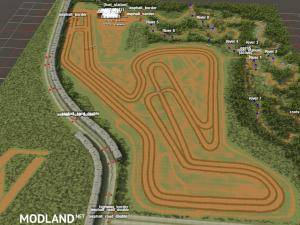 Paramount Circuit Map v1.0 - Spintires: MudRunner, 1 photo