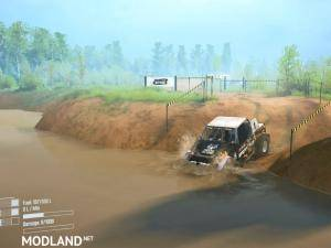 Paramount Circuit Map v1.0 - Spintires: MudRunner, 2 photo