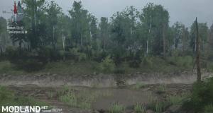 Penkovo Map v1.0 - Spintires: MudRunner, 1 photo