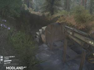 Source Map v1.2 - Spintires: MudRunner, 2 photo