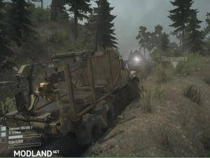 Source Map v1.1 -  Spintires: MudRunner, 2 photo