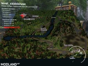 "Map ""Skidderuse"" version 1.0"