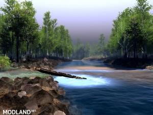 "Map ""Outskirts 2: Flood"" v 2.0, 3 photo"