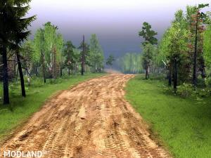 "Map ""Armenian forest"" v 1..0, 1 photo"