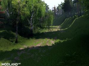 "Map ""Armenian forest"" v 1..0, 3 photo"
