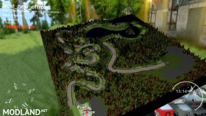 Level New Offroad Track