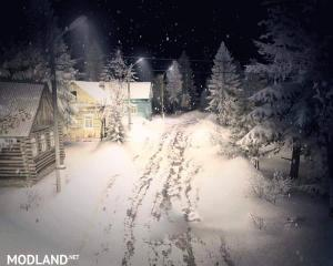 WINTER TAIGA MAP v 1.0