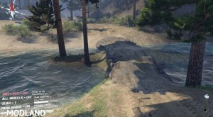 Green Plains Map – SpinTires 23.10.15 & 8.11.15, 6 photo