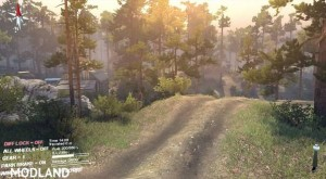Green Plains Map – SpinTires 23.10.15 & 8.11.15, 8 photo