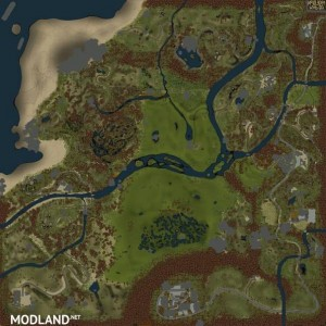 Green Plains Map – SpinTires 23.10.15 & 8.11.15, 1 photo