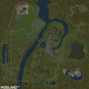 Map «Svoboda_Puti» v 0.1 (v26.10.17-07.11.17), 4 photo