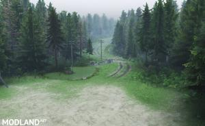 Pine forest v 2.0, 1 photo