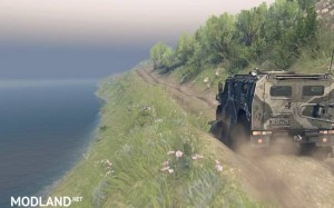 Project Two Map – SpinTires 23.10.15 & 8.11.15, 4 photo