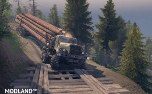 Project Two Map – SpinTires 23.10.15 & 8.11.15, 5 photo