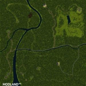 Zacharie Map, 1 photo