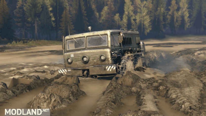 Spintires Plus v13 for SpinTires (v1.5.1.)