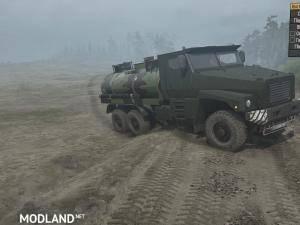 "Ural ""Typhoon"" Truck v1.0 - Spintires: MudRunner"