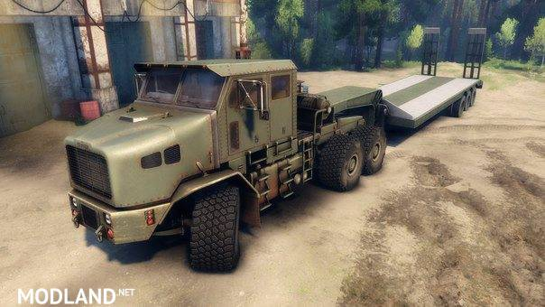 Oshkosh HET M1070 Global