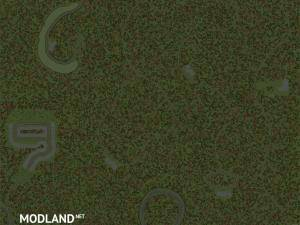 Forest Game Map v1.0 - Spintires: MudRunner, 1 photo