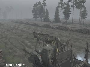 Forest Game Map v1.0 - Spintires: MudRunner, 2 photo