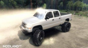 Chevy 2500 Duramax v 1.1, 1 photo