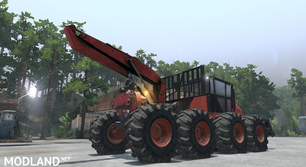 K9000 Skidder