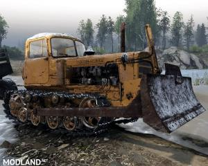 DT-75 Bulldozer multiplayer,version 02.07.17, 2 photo