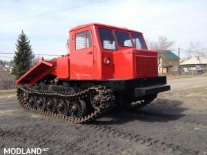 Tractor TT-4 version 12.10.17