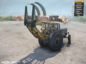 T-40 for Spintires: Mudrunner, 2 photo