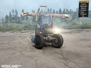 T-40 for Spintires: Mudrunner, 3 photo