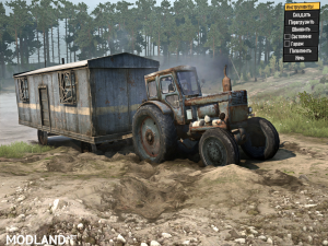 T-40 for Spintires: Mudrunner, 1 photo