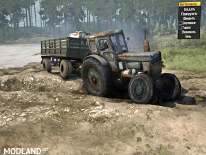 T-40 for Spintires: Mudrunner, 4 photo