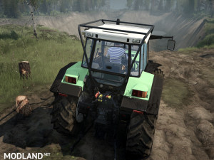 Deutz Agro 661 version 17.11.17 for Spintires: MudRunner (v07.11.17)