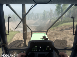 Deutz Agro 661 version 17.11.17 for Spintires: MudRunner (v07.11.17), 4 photo