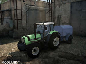 Deutz Agro 661 version 17.11.17 for Spintires: MudRunner (v07.11.17), 5 photo