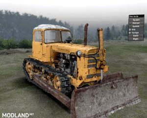 DT-75 Bulldozer multiplayer,version 02.07.17