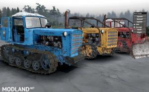 DT-75 Bulldozer multiplayer,version 02.07.17, 4 photo