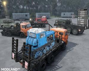 DT-75 Bulldozer multiplayer,version 02.07.17, 5 photo