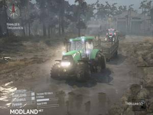 Case IH 160 CVX Tractor v1.0 - Spintires: MudRunner , 2 photo
