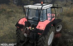 Deutz Agro 661 Tractor v1.0 - Spintires: MudRunner , 1 photo