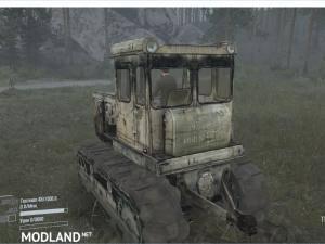 T-130 Tractor v20.11.17 - Spintires: MudRunner Mods, 2 photo
