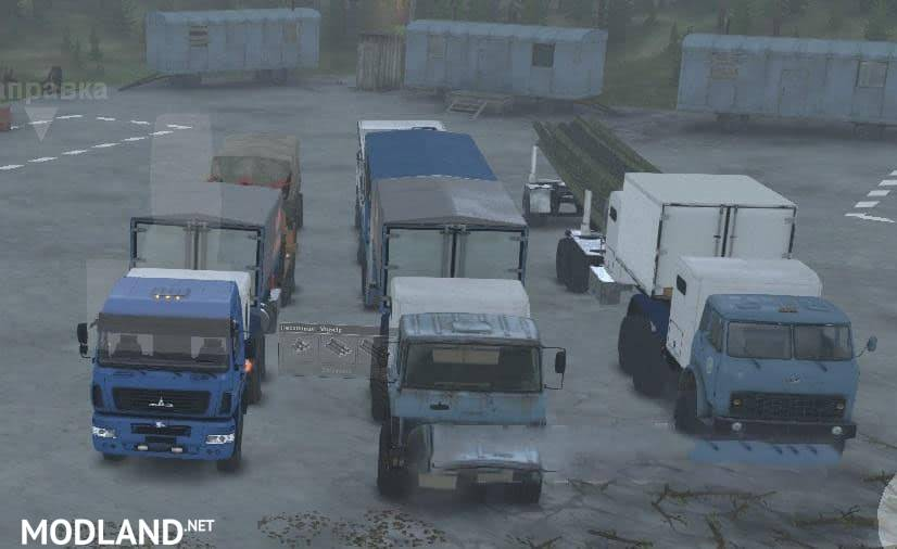 Transforming Truck 10×10