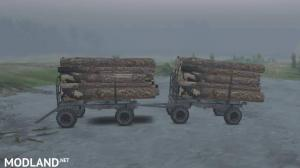 ROAD TRAIN MOD V3, 1 photo