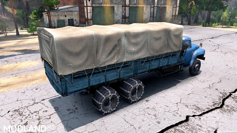 ZiL-133 v 1.0 on