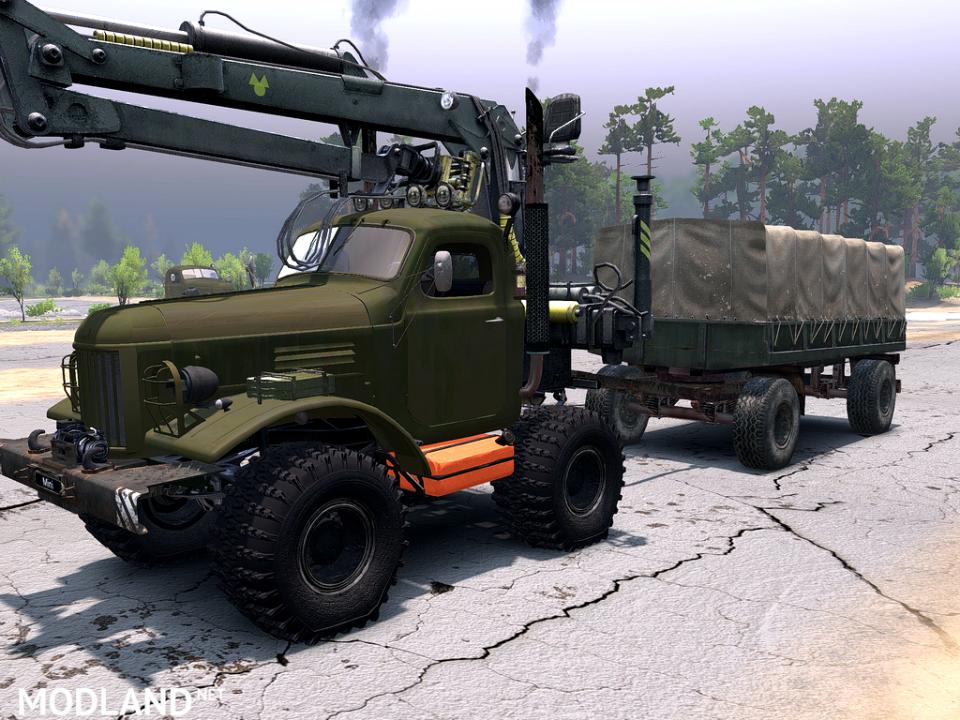 ZIL-157 mini