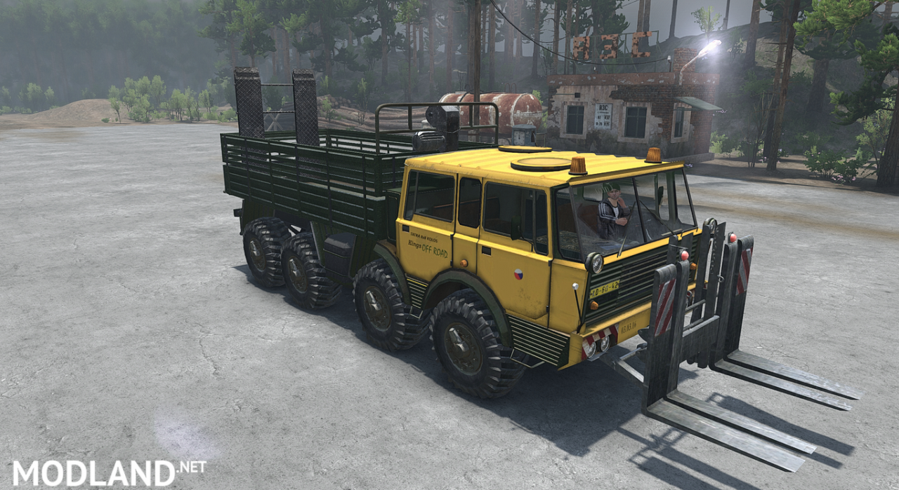 Tatra 813 Kolos Kings OFF ROAD