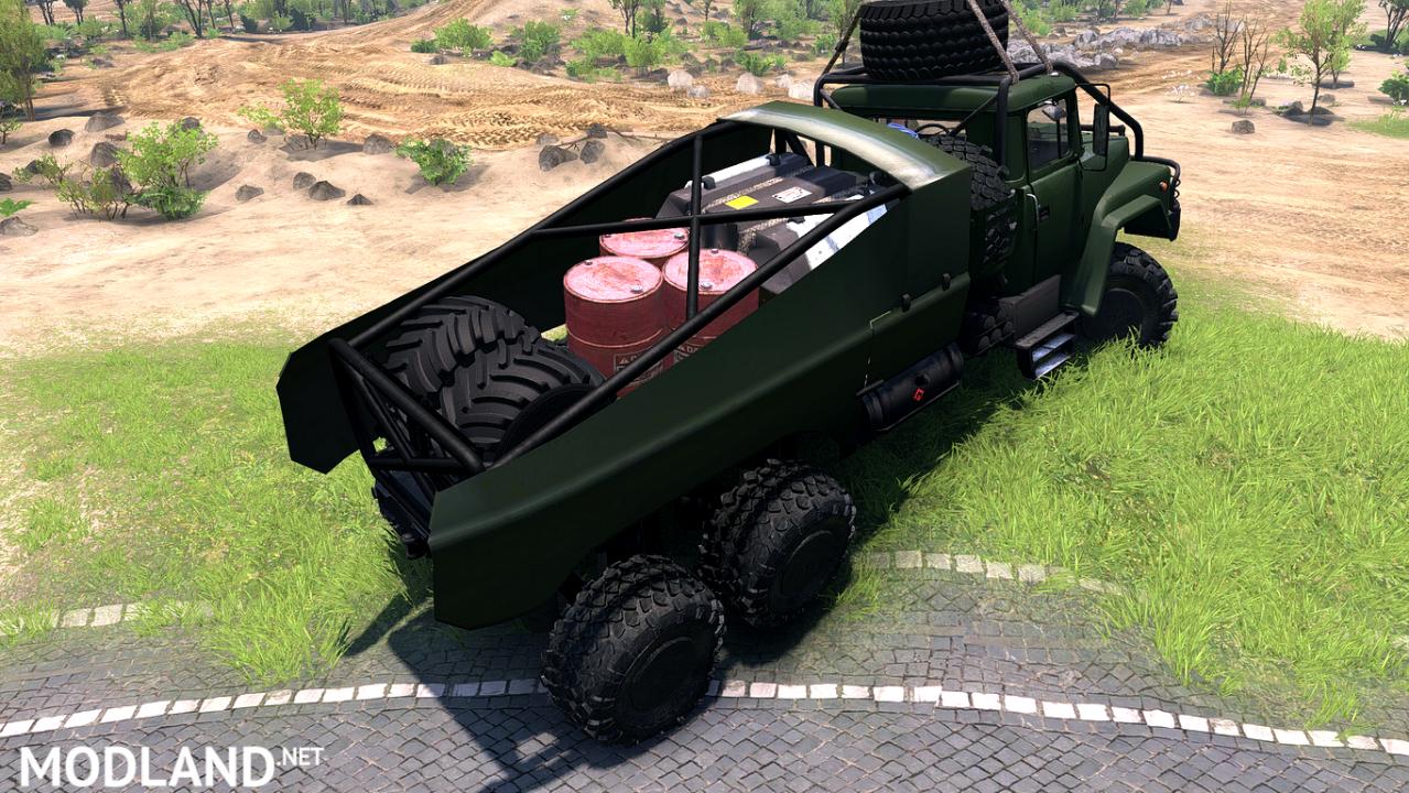 Kraz-260 version 1.9