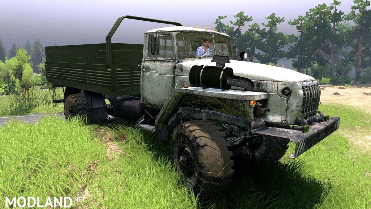 Ural 43206-41/4320-10 version 02.08.17