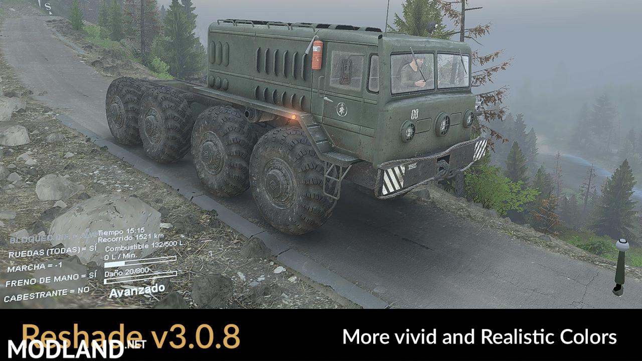 Reshade v3.0.8 Final